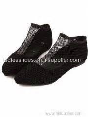 Flatshoes Emory Import 21 bowtie gold and black flat shoes from china manufacturer hoson import export co