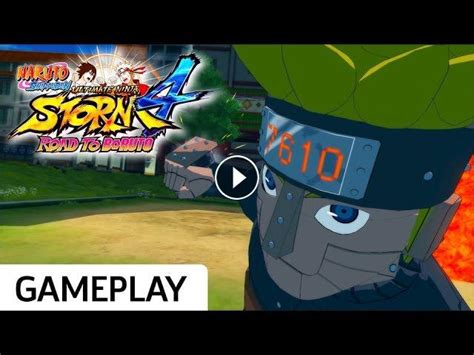 Ps4 Shippuden Ultimate Ninja4 Road To Boroto Reg 3 mecha vs sasuke shippuden ultimate 4 road to boruto gameplay