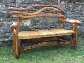 Rustic patio concept famous wood bench ideas to enhance your garden