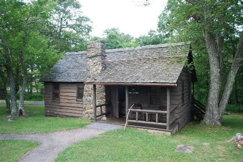 shenandoah national park cing cabins images