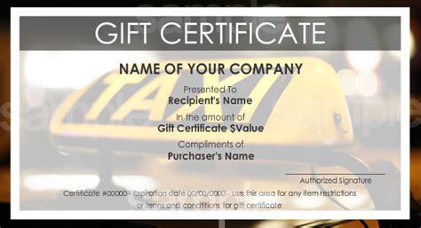 long service certificate template sle car service gift certificate template gift ftempo