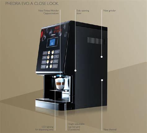 Saeco Phedra Espresso nowoczesny automatyczny ekspres phedra evo espresso