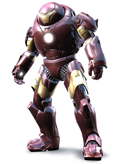 Iron Buster buster armor maybe this will be in 2 iron