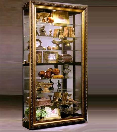Union PR 02 Curio Cabinet   Classic Curio