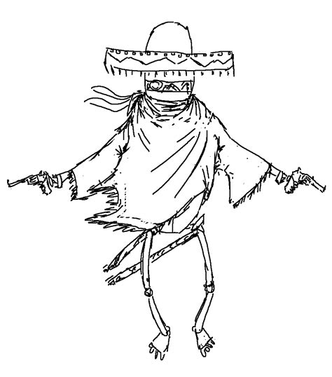 cactus wren by coloring pages