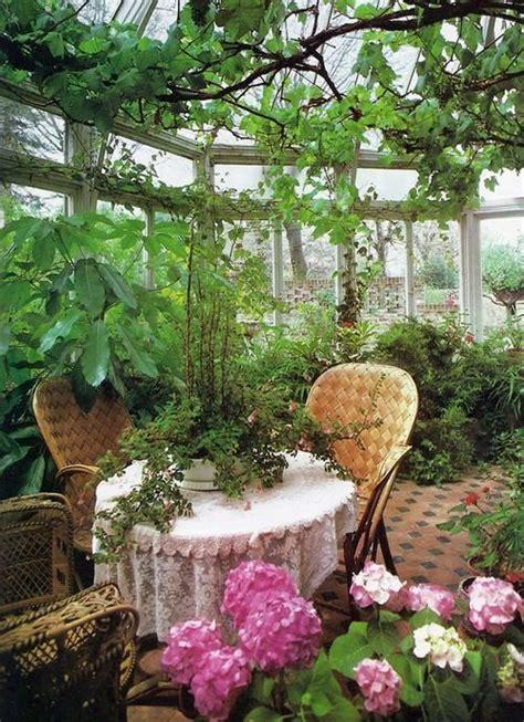 serre quatre saisons cozy garden garden spirit pinterest serre jardin