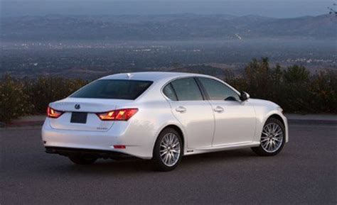 2013 lexus gs450h hybrid test – review – car and driver