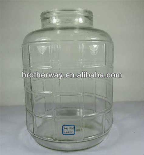 5 gallon glass jar 5 liter glazen pot glazen honingpot met handvat en