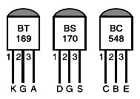 bc548 transistor pin details cheap motorcycle alarm schematic design