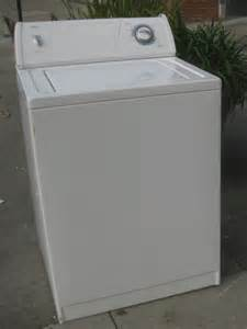Blue Washer And Dryer Uhuru Furniture Amp Collectibles Sold Whirlpool Washer 100
