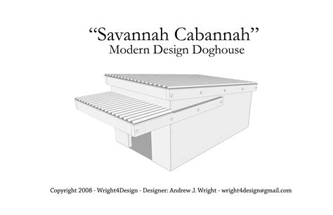 savannah dog house modern architectural dog house plans for sale savannah cabannah luxamcc