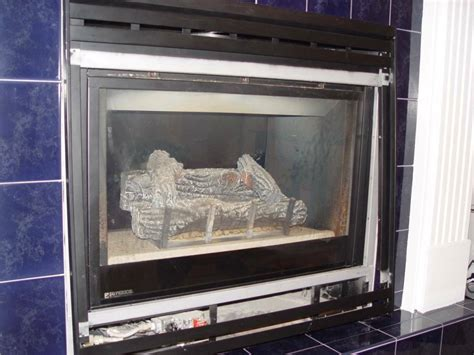 How To Remove Glass Fireplace Doors Fireplaces Remove Fireplace Doors