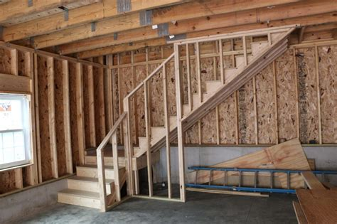 Garage Stairs Design Garage Attic Ladder Railing What Is Ideal Garage Attic Stairs Founder Stair Design Ideas