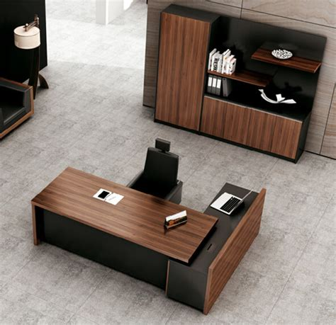 guangzhou stylish doctor office furniture wooden office desk design foh rac buy high