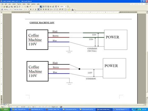 110v rv wiring diagram 110v get free image about