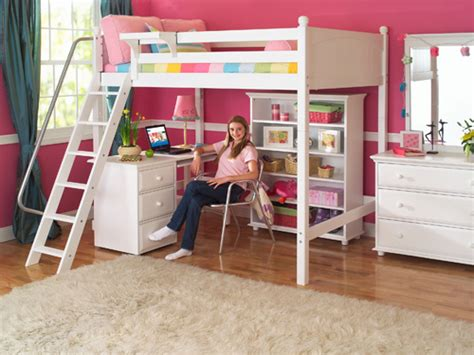 Bunk Beds For College Students Loft Bed With Desk Underneath For College Students Wonderful White Loft Bed For With Desk