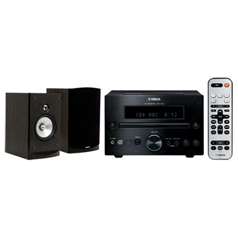 yamaha cd receiver energy connoisseur bookshelf speaker