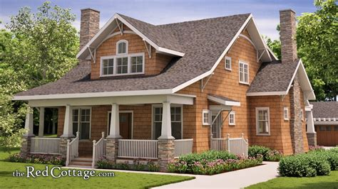 cottage bungalow house plans the arts and crafts bungalow with detached garage i the cottage