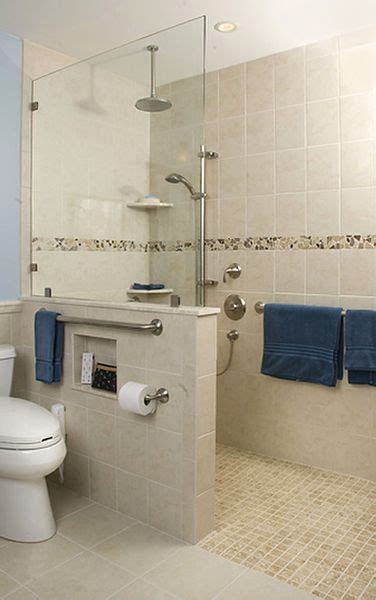 handicap accessible bathroom design ideas 23 bathroom designs with handicap showers messagenote