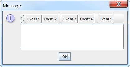 javascript borderlayout java can we create gui for standalone application using
