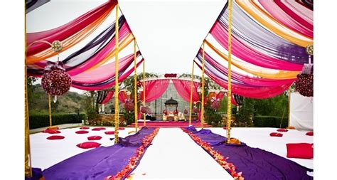 top 10 d 233 cor ideas for indian weddings indian fashion