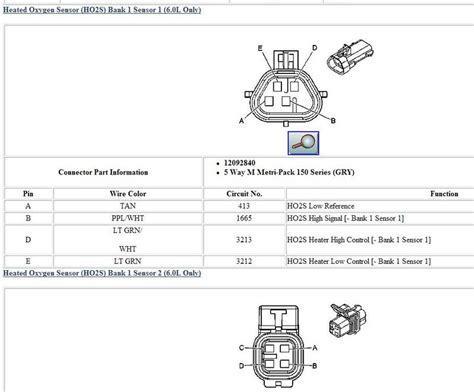delphi oxygen sensor wiring diagram 35 wiring diagram