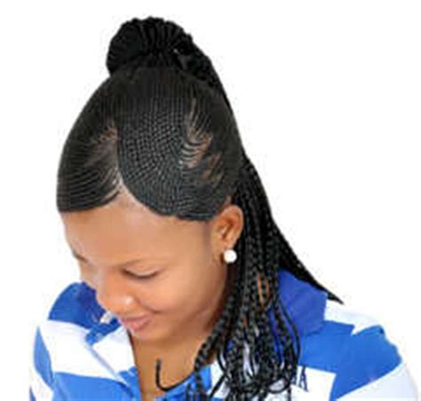 pics of nigeria weaving style how to style single braids and pix of different hot styles
