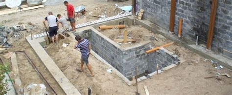 Diy Garage Foundation by How To Build A Garage Foundation And Make It D Proof