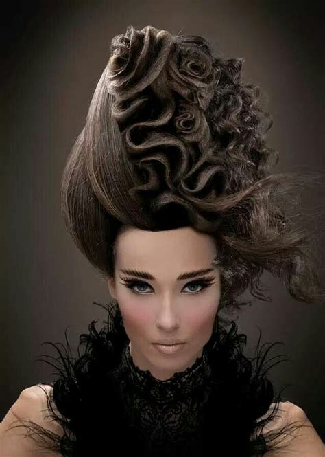 history of avant garde hairstyles 516 best hair images on pinterest fantasy hairstyles