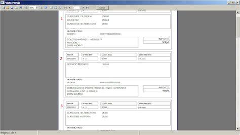 descargar formato recibos portalprogramascom descargar imprimir recibos alquiler gratis portalprogramas