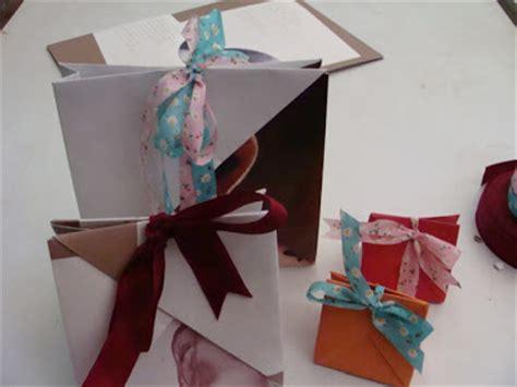 tutorial bungkus kado kantong linda kurnia lany membuat kotak kado sederhana