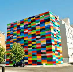 color building post the world s most colorful buildings bored panda