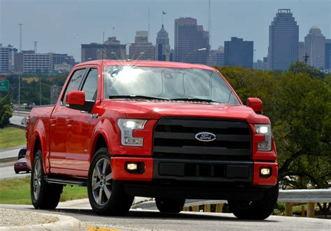 remodeled cers ford s aluminum f 150 truck is no lightweight fortune