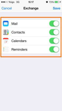zimbra mobile installation and setup for iphone zimbra