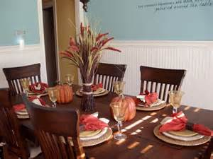 Home Table Decorations by 26 Thanksgiving Table Decorations Digsdigs