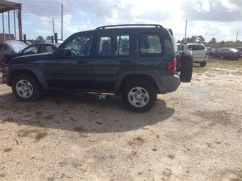 Jeep Payment Sell Used Jeep Liberty No Reserve Lawaway Payment