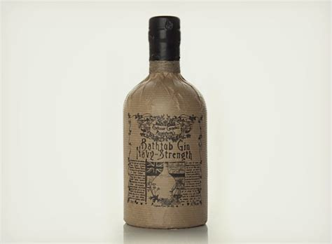 bathtub and gin navy strength bathtub gin cool material
