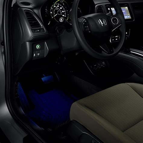 Honda Civic Interior Illumination by 2016 2017 Honda Hr V Interior Illumination Kit 08e10 T7s 100
