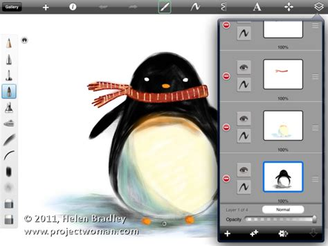tutorial sketchbook ipad 7 best art apps for the ipad for designers and artists