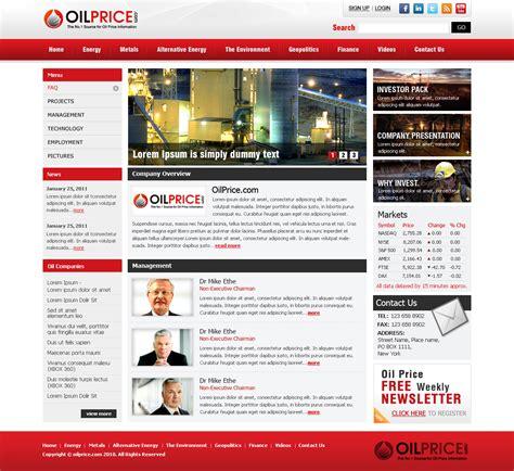 portfolio layout joomla joomla websites portfolio