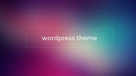 wordpress themes centered logotype design nordik