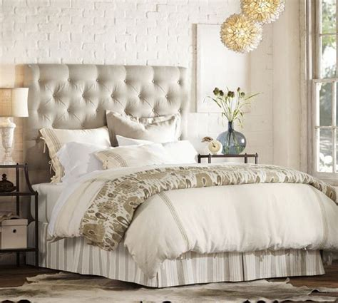 lorraine tufted headboard 20 perfect cream upholstered and tufted headboards and
