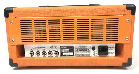 testata valvolare lificatore chitarra orange or15 testata valvolare 15w