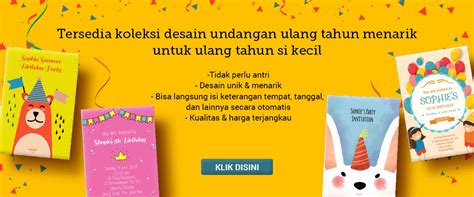 cara membuat undangan ulang tahun untuk remaja ide dekorasi ulang tahun anak sederhana hemat uprint id