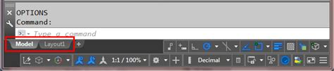 autocad layout and model tabs layouts and plotting in autocad 2016 tutorial and videos