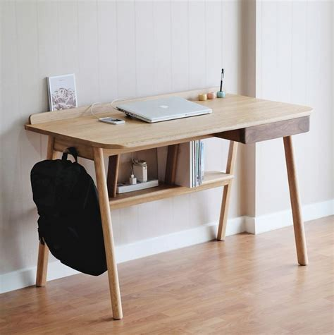 minimal work desk 25 best ideas about solid wood furniture on pinterest