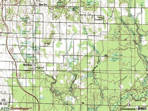 rothbury michigan map 49452 zip code rothbury michigan profile homes