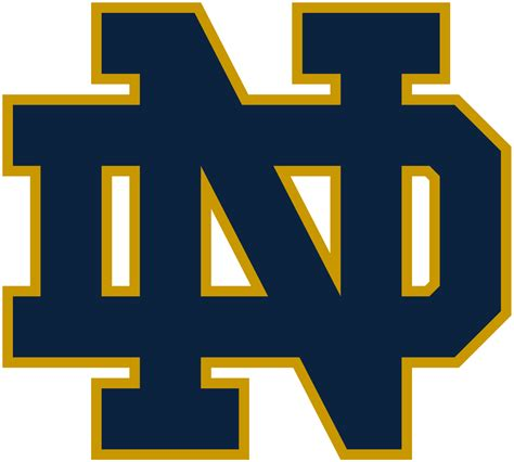 notre dame school colors notre dame fighting