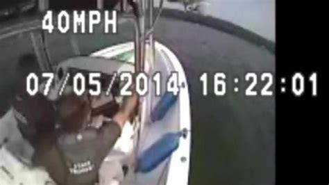 boat ride kansas city video shows troopers re creating brandon ellingson patrol