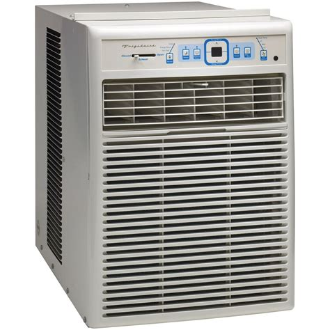 sears room air conditioners frigidaire fak104r1v 10 000 btuh slider casement room air conditioner with remote